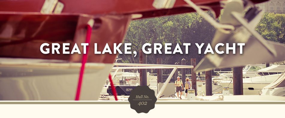 Great Lake, Great Yacht Intro image
