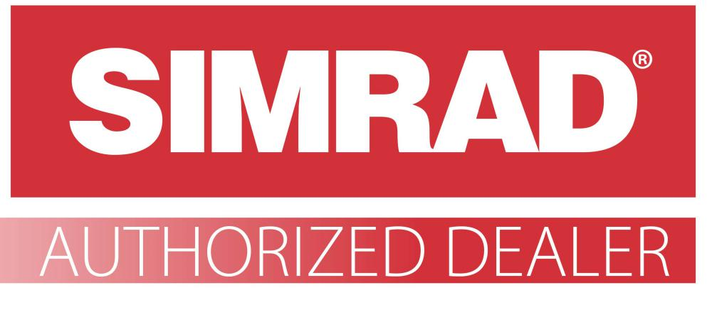 Yes, we are SIMRAD Dealers.
