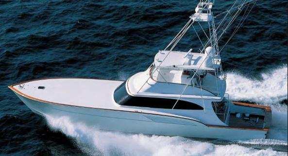 Marlin Boat Review: Huckins 70