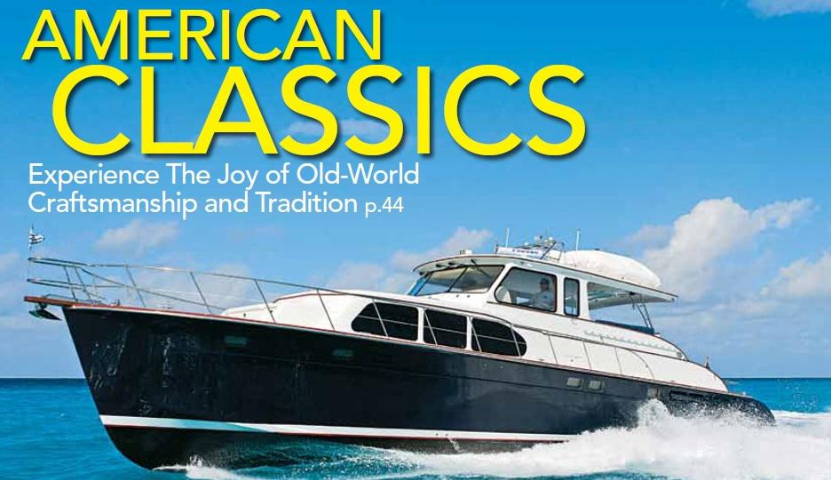 American Classics   January 2012 Issue of Yachting