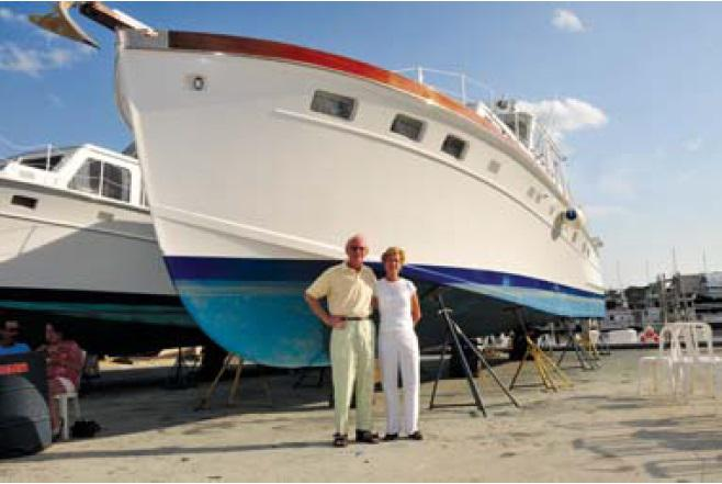 80 Years of Custom Yacht Building | Fall 2008