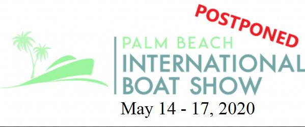 Palm Beach Boat Show Postponed | May 14-17