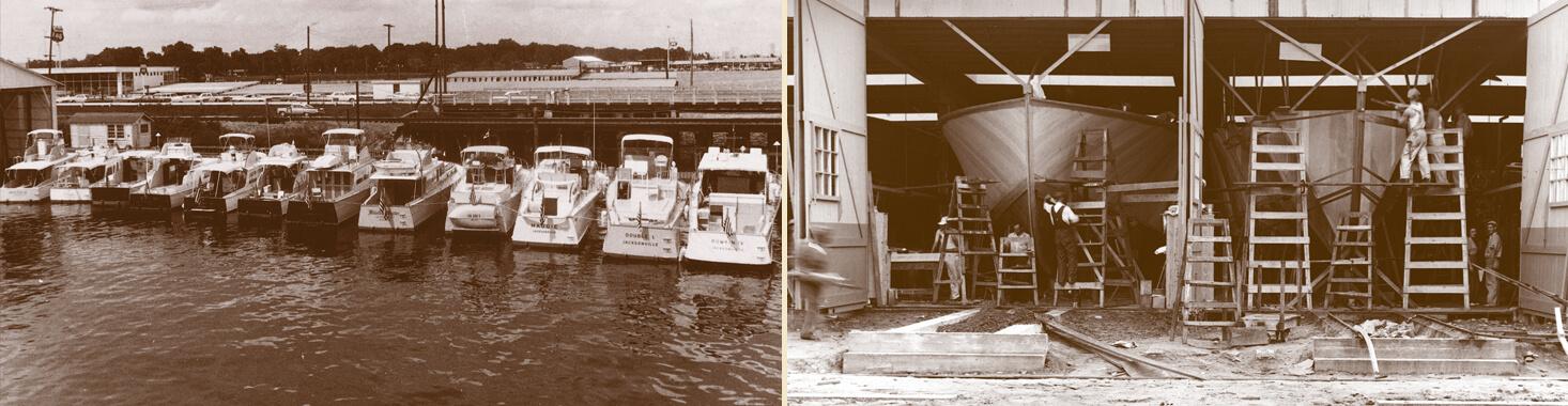 Huckins Yachts Company