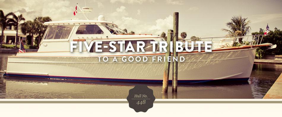Five-Star tribute Intro image