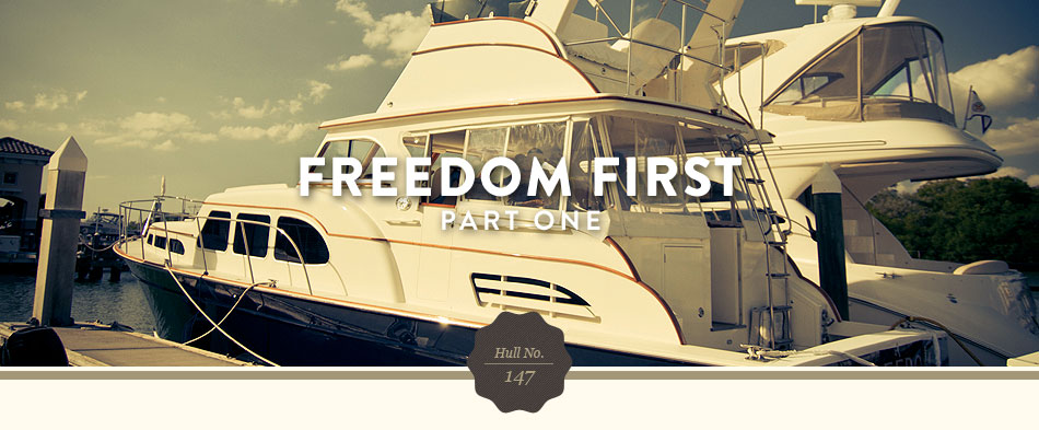 freedom First Intro image