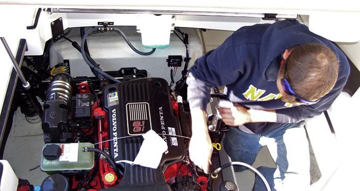 Meet Mechanical Foreman: Justin Connally