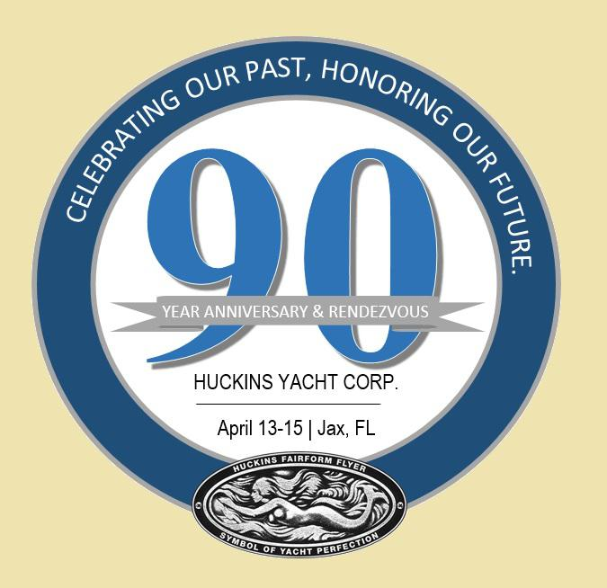Huckins 90th Anniversary & Rendezvous (April 13-15, 2018)
