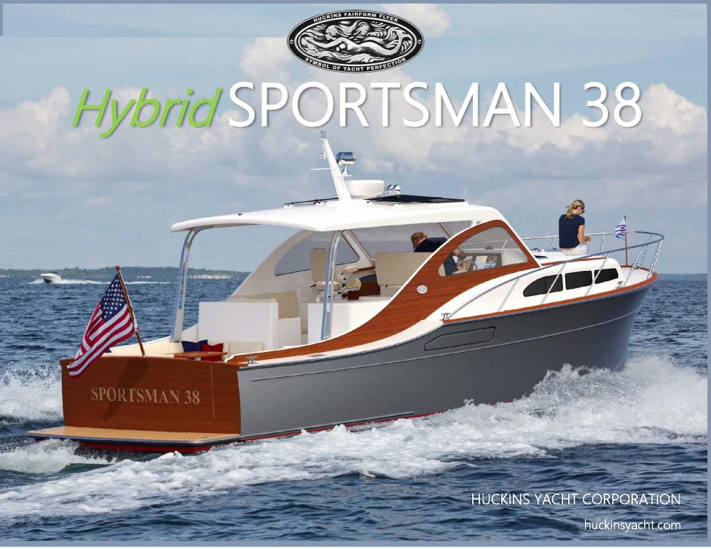Sportsman 38 Brochure | 2019