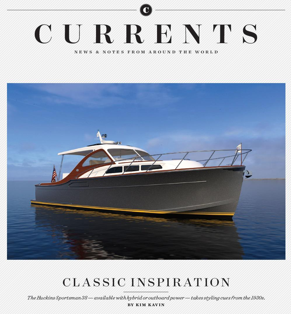 Classic Inspiration | January 2019 Issue of Yachting