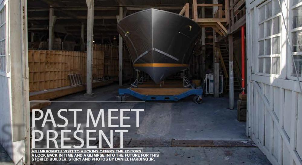 Past, Meet Present | March 2020 Issue of Power & Motoryacht
