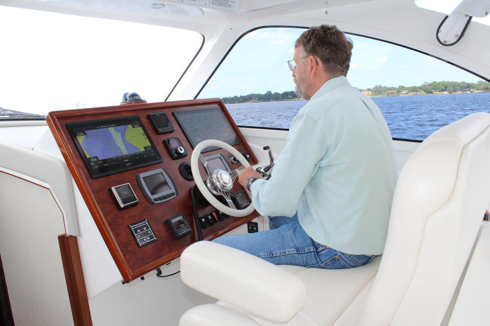 Back to the Future | Nov. 2020 Issue of Power & Motoryacht
