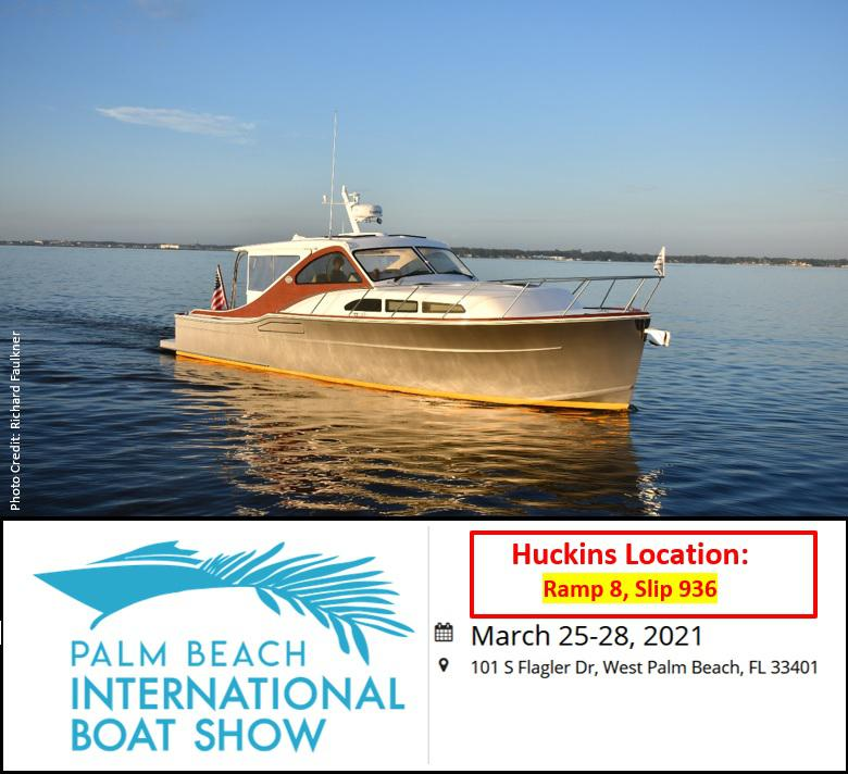 Come See the Sportsman 38 at the Palm Beach Boat Show | March 25-28, 2021
