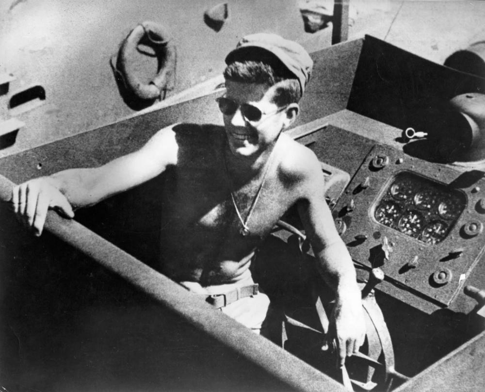 A Brush With JFK Aboard a PT Boat? | Power & Motoryacht Feb. 2021 Issue