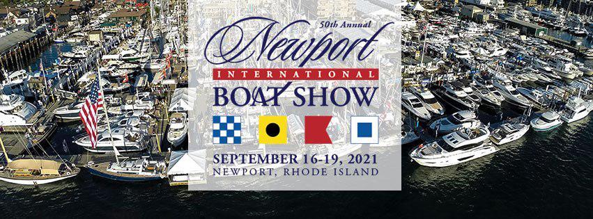 Newport International Boat Show, Sept. 16-19, 2021