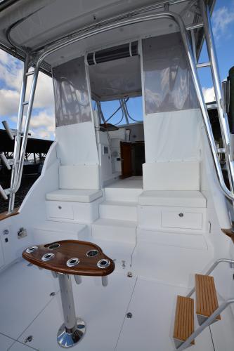 Cockpit on WOMBAT